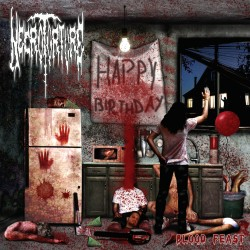 "Necrotorture ""Blood Feast"" (MCD)"