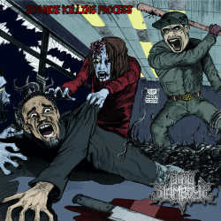 "Ohio Slamboys ""Zombie Killing Process"" (CD)"