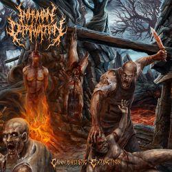 "Inhuman Depravation ""Cannibalistic Extinction"" (CD)"