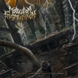 "Molecular Fragmentation ""Recurrence Of Blasphemous Maelstrom"" (CD)"
