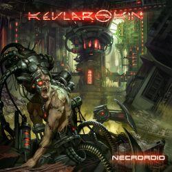 "Kevlar Skin ""Necroroid"" (CD)"