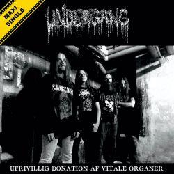 """Undergang """"Ufrivillig Donation Af Vitale Organer"""" (Tape)"""