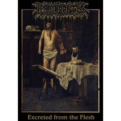 """Hyperdontia """"Excreted From The Flesh"""" (Tape)"""