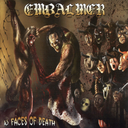 """Embalmer """"13 Faces Of Death"""" (CD)"""