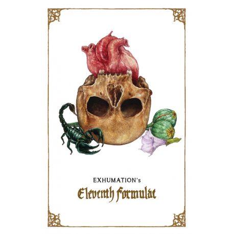 """Exhumation """"Eleventh Formulae"""" (Tape)"""