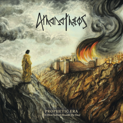 "Athanatheos ""Prophetic Era (Or How Yahveh Became The One)"" (CD)"