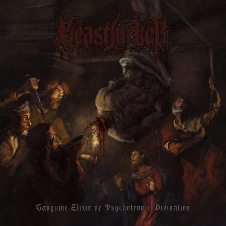 "Beastlurker ""Sanguine Elixir Of Psychotropic Divination"" (MCD)"