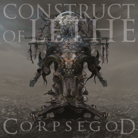 """Construct Of Lethe """"Corpsegod"""" (CD)"""