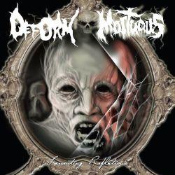 """Deform/Mortuous """"Lamenting Reflections"""" (7"""")"""