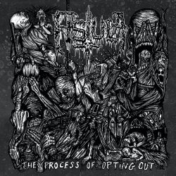 """Fistula """"The Process Of Opting Out"""" (LP)"""