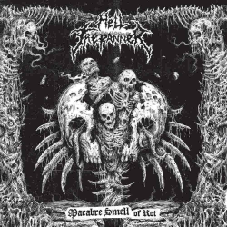 """Hell Trepanner """"Macabre Smell Of Rot"""" (CD)"""