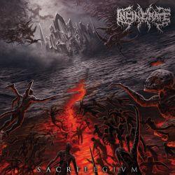 """Incinerate """"Sacrilegivm"""" (CD)"""