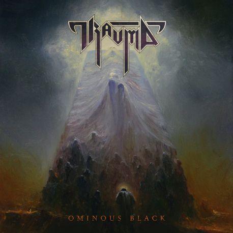 "Trauma ""Ominous Black"" (SlipcaseCD)"