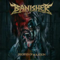 """Banisher """"Degrees Of Isolation"""" (SlipcaseCD)"""