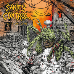 "Sanity Control ""War On Life"" (LP)"