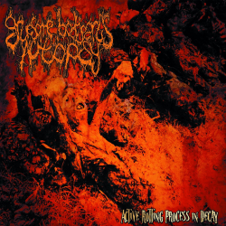 """Gruesome Bodyparts Autopsy/Human Atrocity """"Active Rotting Process In Decay/Infinitive Hatred Towards Humanity"""" (CD)"""