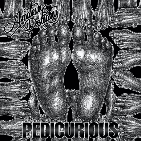 "Amateur Podiatry ""Pedicurious/Solemates"" (CD)"