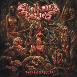 "Smothered Bowels ‎""Thorax Driller"" (CD)"