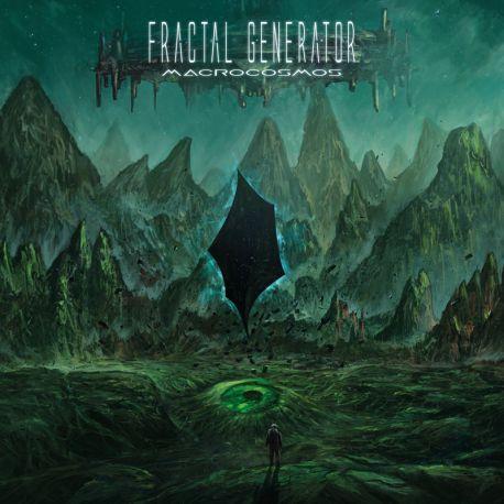 "Fractal Generator ""Macrocosmos"" (CD)"