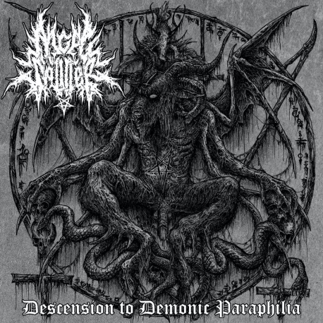 "Angel Splitter ""Descension To Demonic Paraphilia"" (CD)"