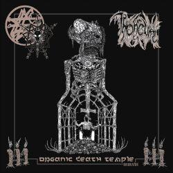 "Throneum ""Organic Death Temple MMXVI"" (CD)"