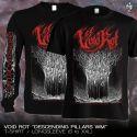 """[PRE-ORDER] Void Rot """"Descending Pillars WM"""" (T-shirt/Longsleeve)"""