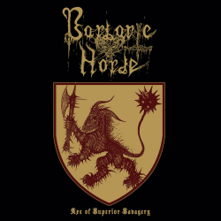 """Barbaric Horde """"Axe of Superior Savagery"""" (LP)"""