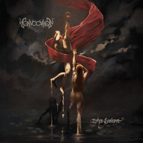 """Convocation """"Ashes Coalesce"""" (LP) 2nd PRESS"""