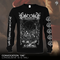 "Convocation ""Black Hole Cathedral"" (T-shirt)"