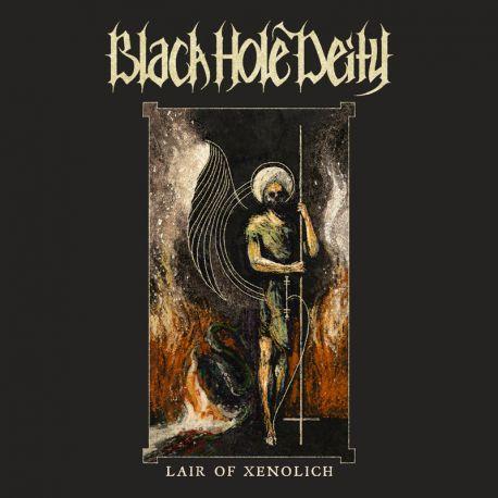 """Black Hole Deity """"Lair Of Xenolich"""" (MCD)"""
