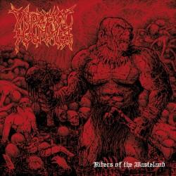 "Violation Wound ""Riders Of The Wasteland"" (LP)"