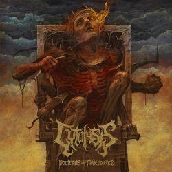 "Cytolysis ""Portraits Of Malevolence"" (CD)"