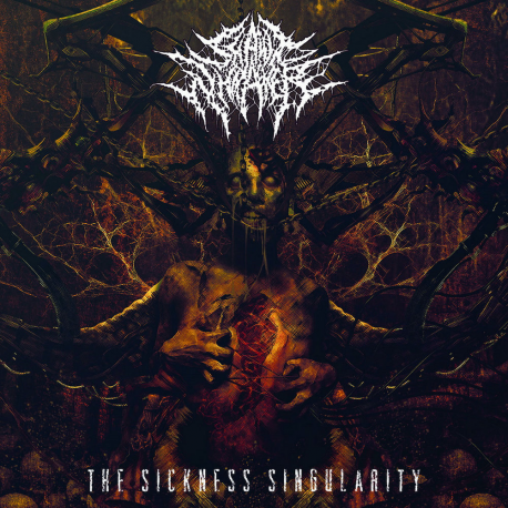 "Shawn Whitaker ""The Sickness Singularity"" (CD)"
