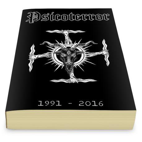 "Psicoterror ""1991-2016"""" (Book)"