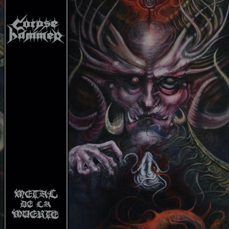 """Corpsehammer """"Metal De La Muerte"""" (CD)"""