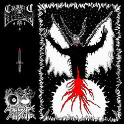 "Cadaveric Possession/Aggressive Mutilator ""Influx Of Hatred"" (CD)"