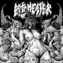 """Bitcheater """"Worship Of Satan"""" (CD)"""