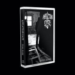 """Affliction Gate """"Dying Alone"""" (Tape)"""