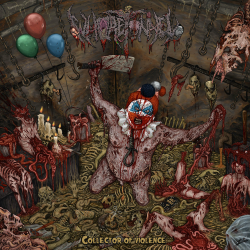 """Whore Tonnel """"Collector Of Violence"""" (CD)"""