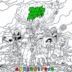 "Zoebeast ""Aduckolypse"" (CD)"