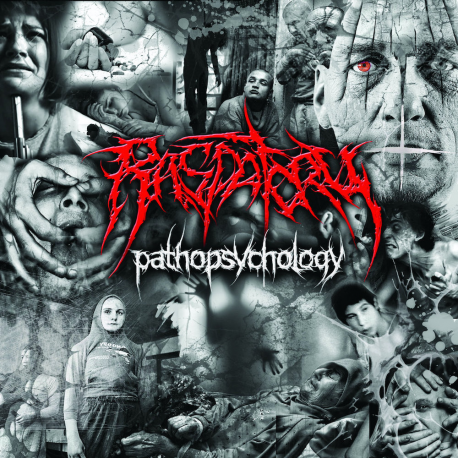"Raspatory ""Pathopsychology"" (CD)"
