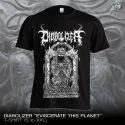 "[PRE-ORDER] Diabolizer ""Eviscerate This Planet"" (T-shirt)"