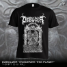 "[PRE-ORDER] Diabolizer ""Eviscerate This Planet"" (T-shirt)"