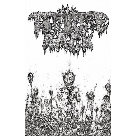 """Torture Rack """"Pit Of Limbs"""" (Tape)"""