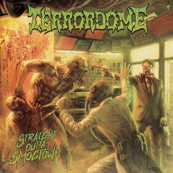 """Terrordome """"Straight Outta Smogtown"""" (CD)"""