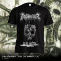 """[PRE-ORDER] Galvanizer """"Dia De Muertos"""" (T-shirt)"""