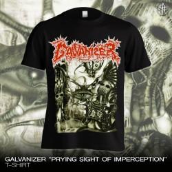 "Galvanizer ""Prying Sight Of Imperception"" (T-shirt)"