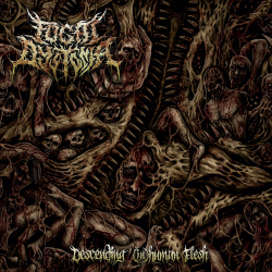 "Focal Dystonia ""Descending (In)Human Flesh"" (CD)"