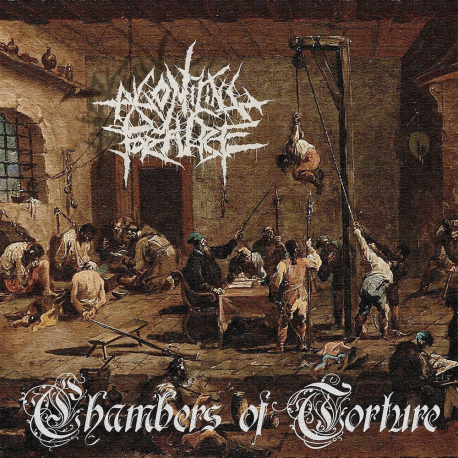 """Agonizing Torture """"Chambers Of Torture"""" (MCD)"""
