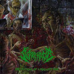"Supremacia ""Aberrations Of A Psychotic Mind"" (CD)"
